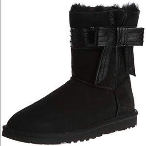 Ugg Josette Boots -Black 8M
